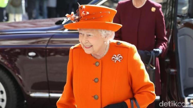 Selamat! Ratu Elizabeth Sambut Cicit ke-7