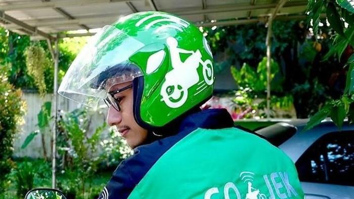 Driver Go-Jek. Foto: ist.