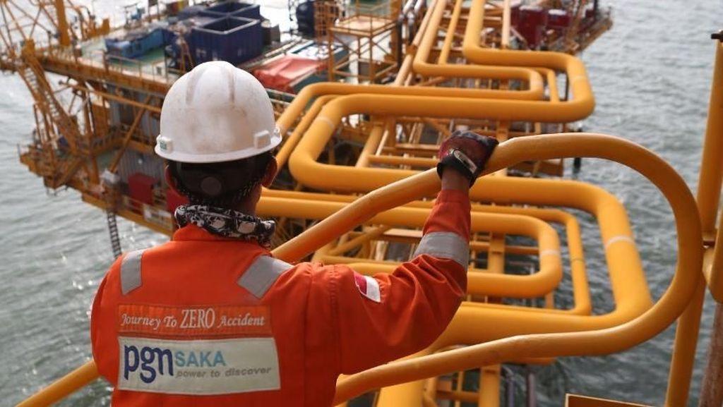 Holding Migas Momentum Tepat Benahi Industri Gas Nasional