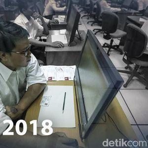 Ujian Kompetensi Dasar CPNS Dimulai 27 Oktober