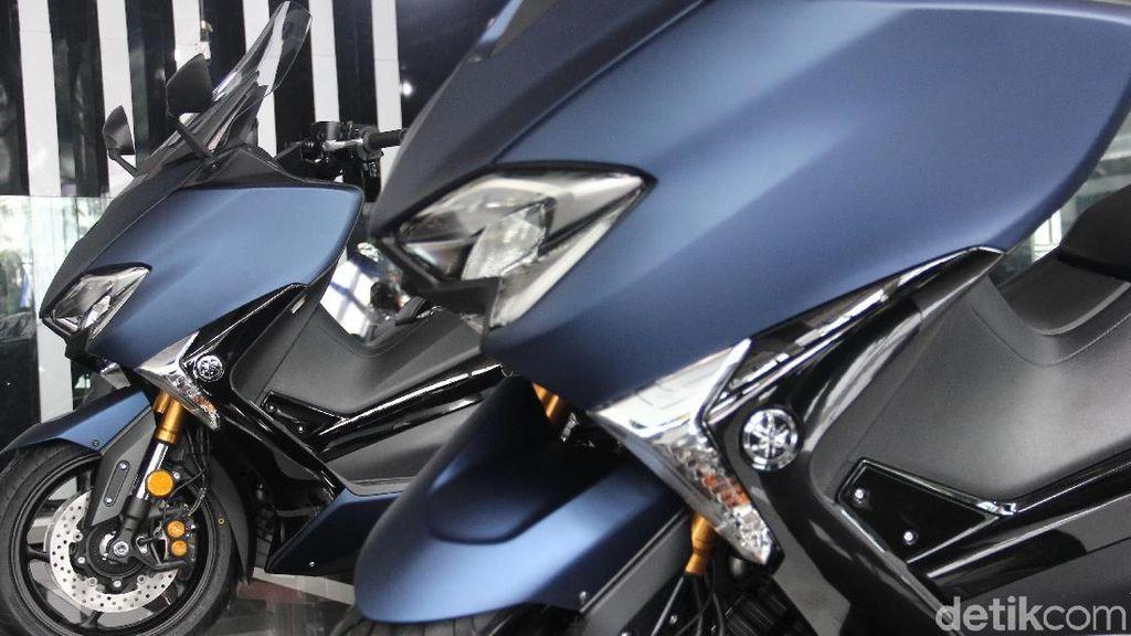 Asyik dengan Maxi Series, Yamaha Tak Lupakan Skutik Lainnya