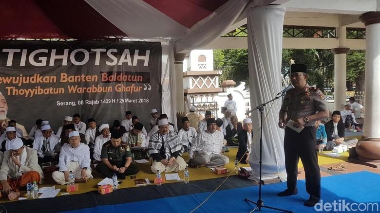 Kapolda Banten Minta Warga Tak Terprovokasi Hoax Saat Pilkada