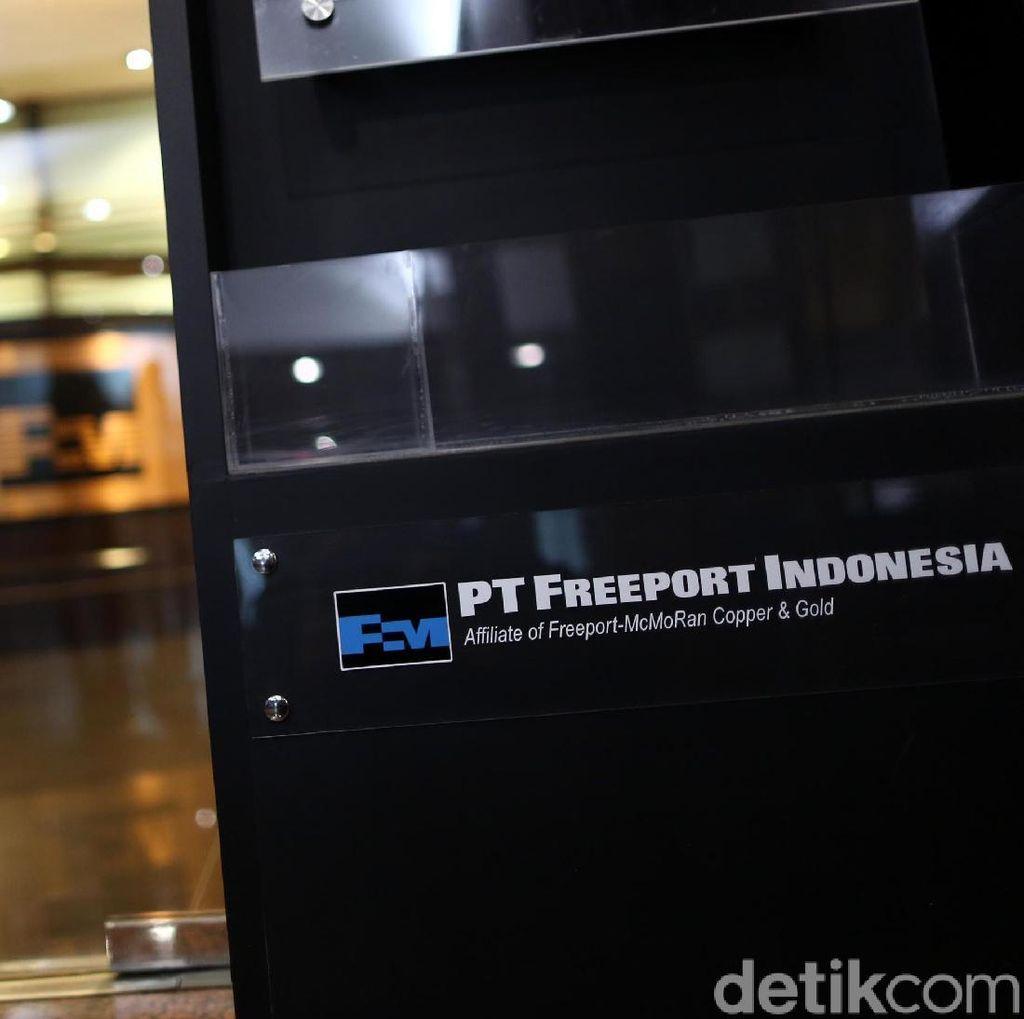 Nilai Akuisisi Freeport Diperkirakan Capai Rp 70 Triliun
