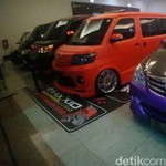 Mobil Daihatsu Beraneka Tipe Mulai Adu Keren