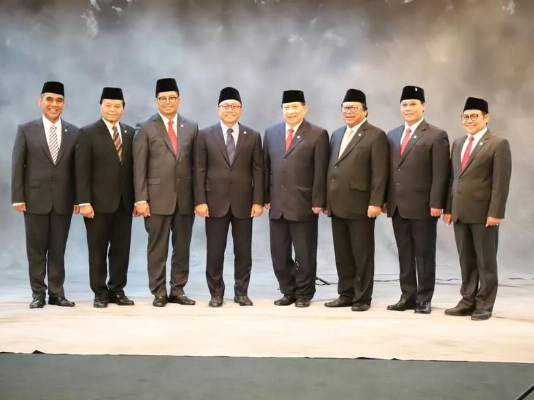 Tambah 3 Pimpinan, MPR Usul Tambahan Anggaran 2019 Rp 350 Miliar