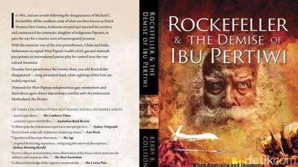 Dua Buku Ramalkan Papua Lepas, RI Serbu Australia