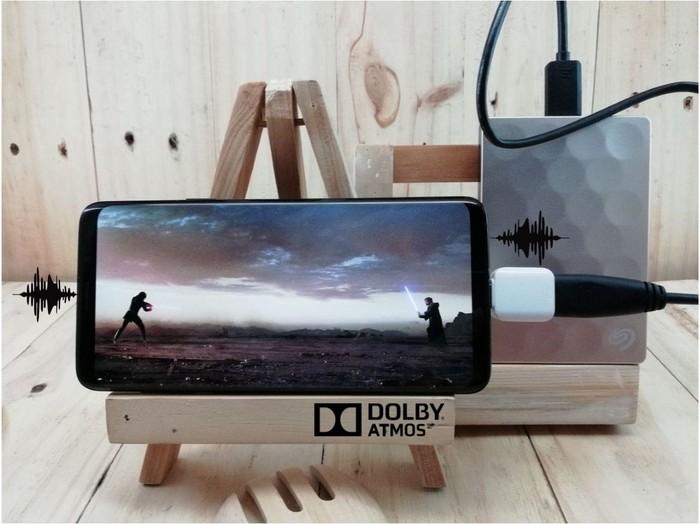 Menikmati Sensasi Bioskop di Galaxy S9 dan S9+