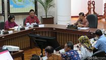 JK Pimpin Rapat Bahas Dana Alokasi Khusus