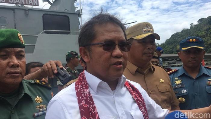 Menkominfo Rudiantara. Foto: Agus Tri Haryanto/detikINET