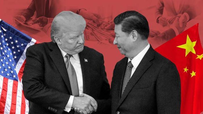 Perang Dagang AS Vs China