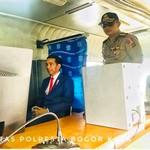 Buat yang Penasaran, Ini Status Pekerjaan Jokowi di SIM