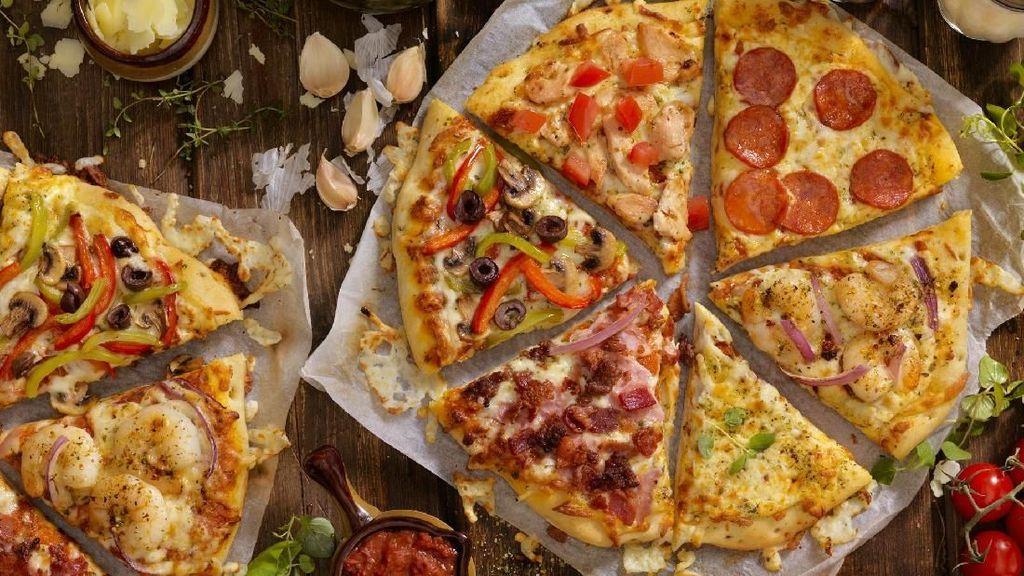 Pizza Klasik dan Kekinian