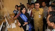 Asyik, Samsat Digital Resmi Dioperasikan di Polda Metro Jaya