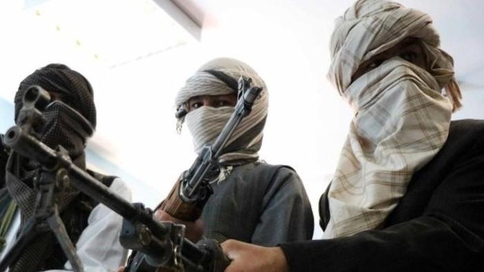Benarkah Rusia bekerjasama dengan Taliban dan memasok senjata?