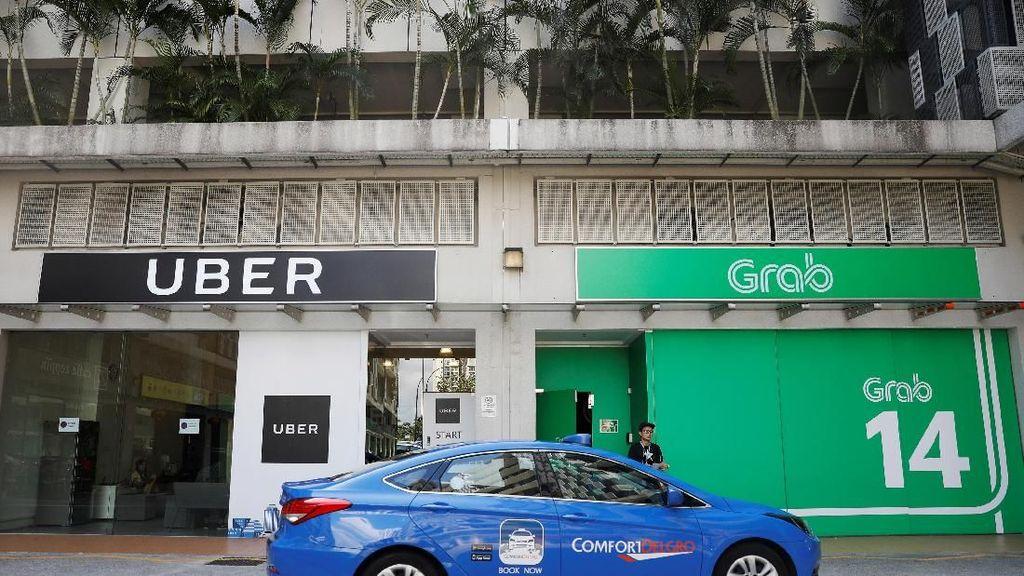 Dihajar Driver Grab, Gigi Penumpang Rontok