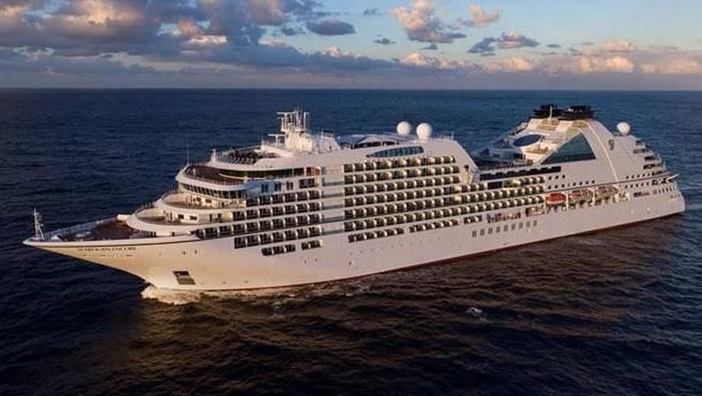Kapal pesiar MS Seaabourn Encore (seabourn.com)