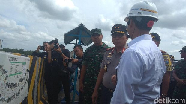 Jembatan Kunto di Tol Jombang Diharap Bisa Dipakai Saat Mudik 2018