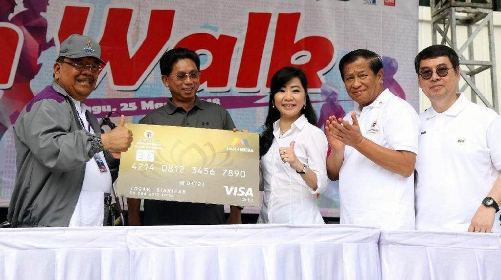 Bank Mega Luncurkan Mega Affinity Card IKAL