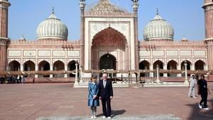 Foto: Masjid Terbesar India, Presiden Jerman Saja Pergi ke Sana