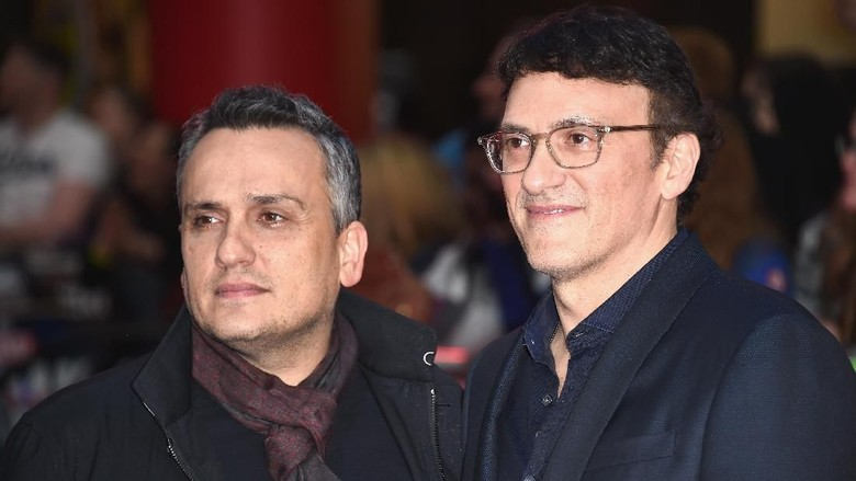 Foto: Anthony dan Joe Russo (Photo by Kevin Winter/Getty Images)