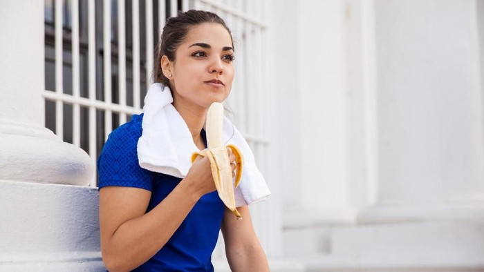 Ilustrasi olahraga sebelum sarapan. Foto: ilustrasi/thinkstock