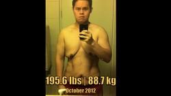 Jon Calvo punya impian punya badan yang fit. Meski berat, dia tidak pernah menyerah. Kini ia berhasil dan dijuluki The Man Who Never Gave Up.