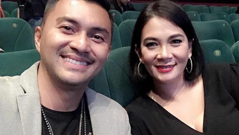 Dian Nitami dan Anjasmara/ Foto: Istimewa