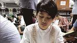 Gavin Daffa, Anak Arie Untung yang Beranjak Remaja dan Makin Ganteng