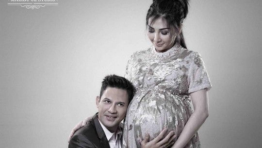 Istri Hamil Besar, Lucky Perdana Sudah Dapat Restu?