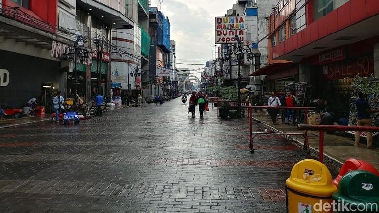 Jalan di Bandung Ini Berhasil Bebas PKL dan Jadi Pedestrian
