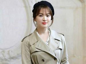 Seram! Song Hye Kyo Pernah Diperas Rp 3,2 M