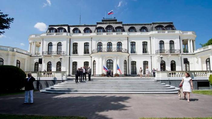 Kedutaan Besar Rusia di Praha Ceko