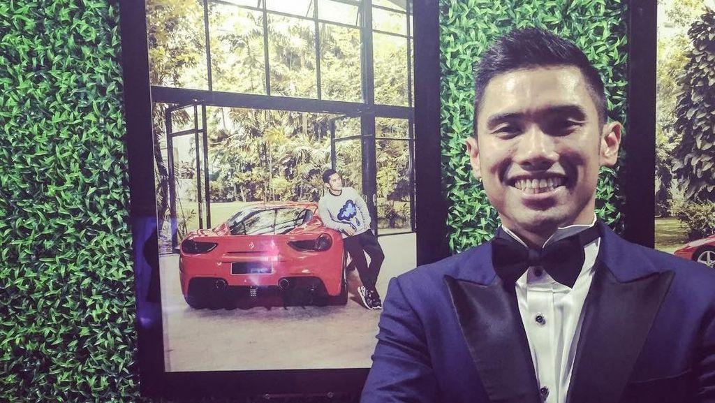 Suami Dian Sastro Jadi Bos Baru Ferrari Jakarta