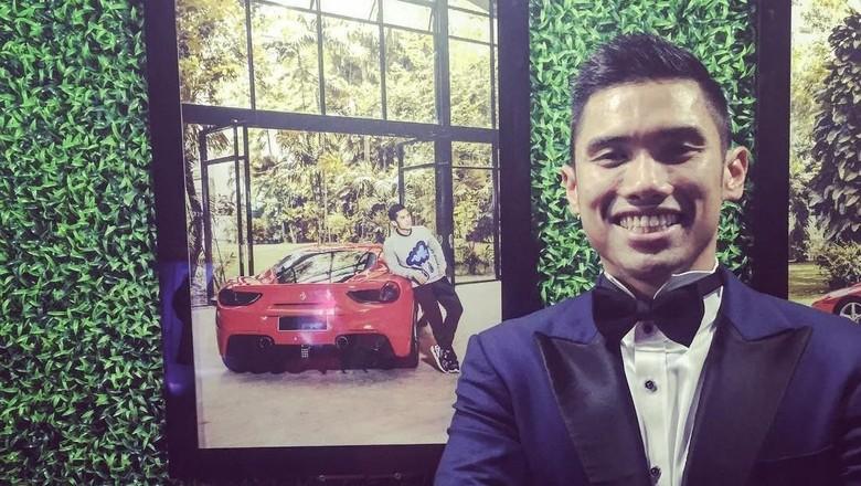 Indraguna Sutowo Foto: Instagram Maulana Indraguna Sutowo