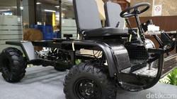 Potret Mobil Desa yang Siap Meluncur Akhir Tahun