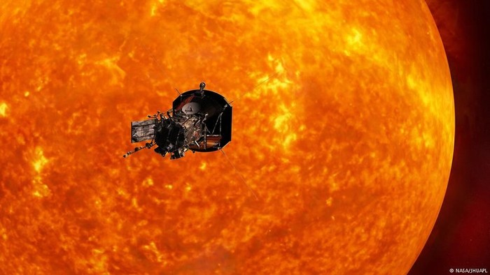 Ilustrasi Matahari. Foto: DW (Soft News)