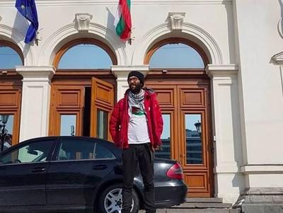 Kisah Benjamin Karena Aksi Walk to Palestine, Dicegat Polisi & Ditodong Pistol