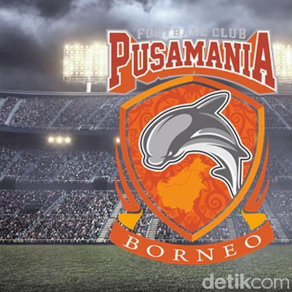 Para Pemain Tak Lagi Fokus, Borneo FC pun Kalah