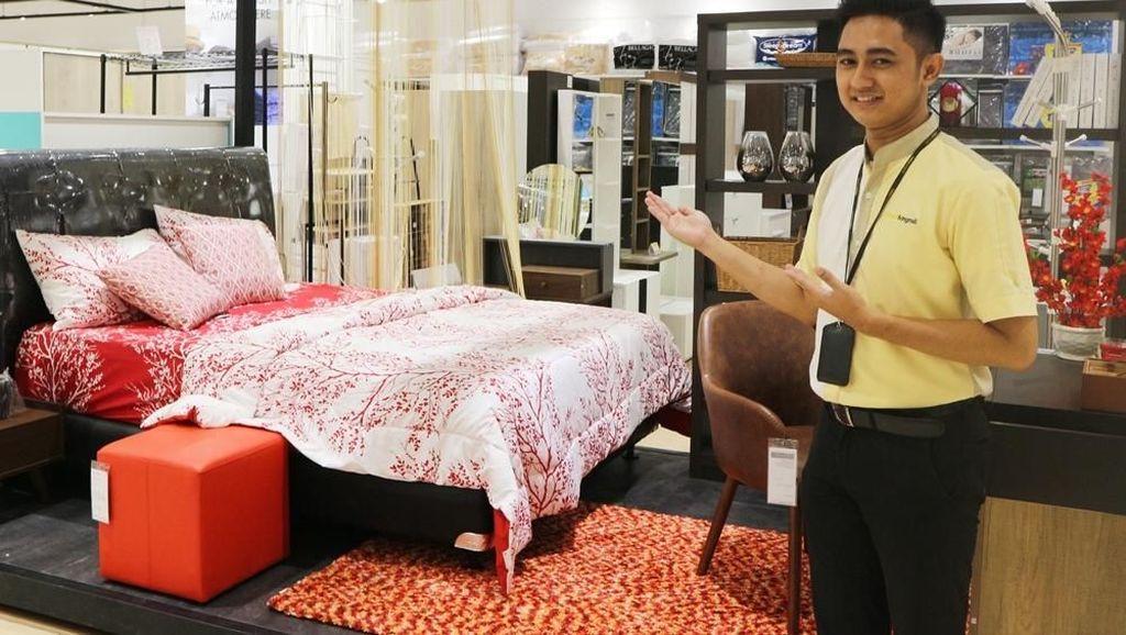 Berbagai Promo Furnitur Hingga Dekorasi di Index Living Mall