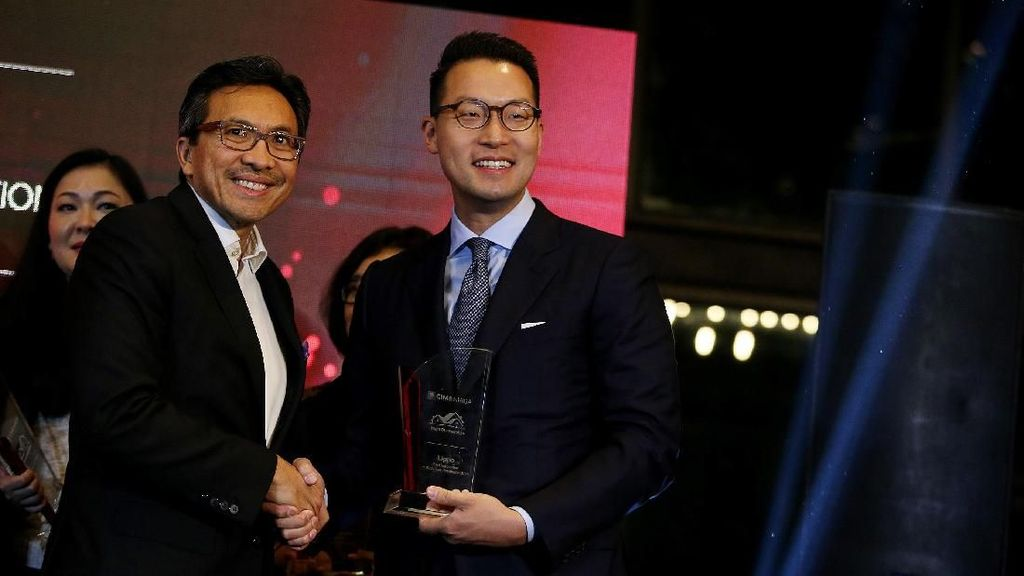 Lippo Raih Best Innovation In High Rise Residential
