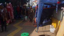 Disorot Ombudsman, Kebijakan Anies di Tanah Abang Jalan Terus