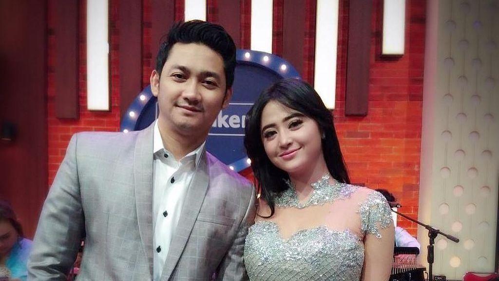 Berharap Dewi Persik Tak Cerai, Ruben Onsu Siap Jadi Mediator