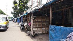 Agar Tidak Kumuh, Pemkot Bandung akan Seragamkan Tenda PKL Cicadas