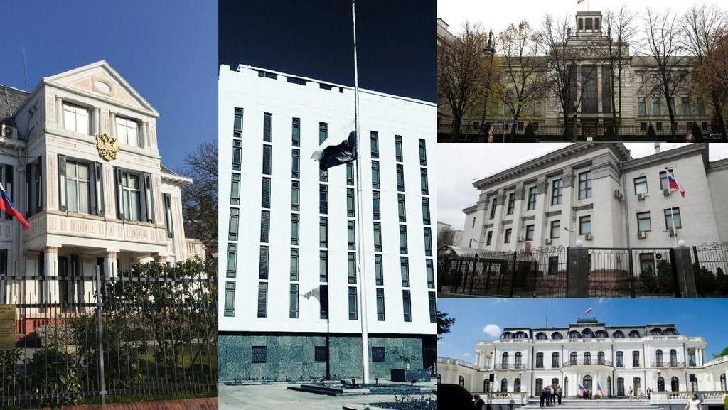 Usai AS, Giliran Ceko Usir Diplomat Rusia