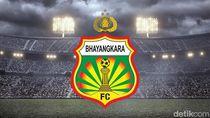 Imbas PSBB Total, Bhayangkara FC Pindah Tempat Latihan