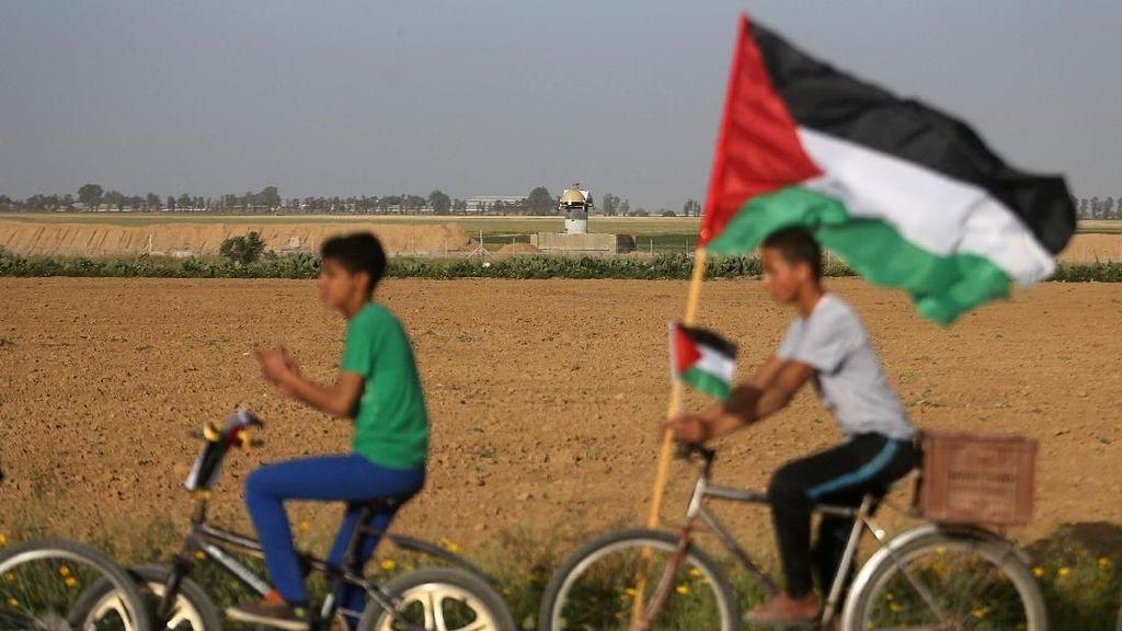 ABG Palestina Meninggal 2 Bulan Usai Ditembak Tentara Israel