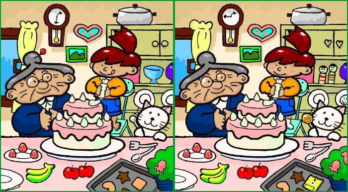 Ada berapa perbedaaan yang bisa kamu temukan pada kedua gambar tersebut? (Foto: Internet)