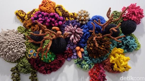 Intip Aksi Seniman Yogyakarta di Art Central Hong Kong