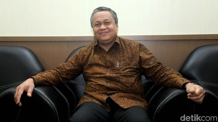 Gubernur Bank Indonesia Perry Warjiyo/Foto: Lamhot Aritonang