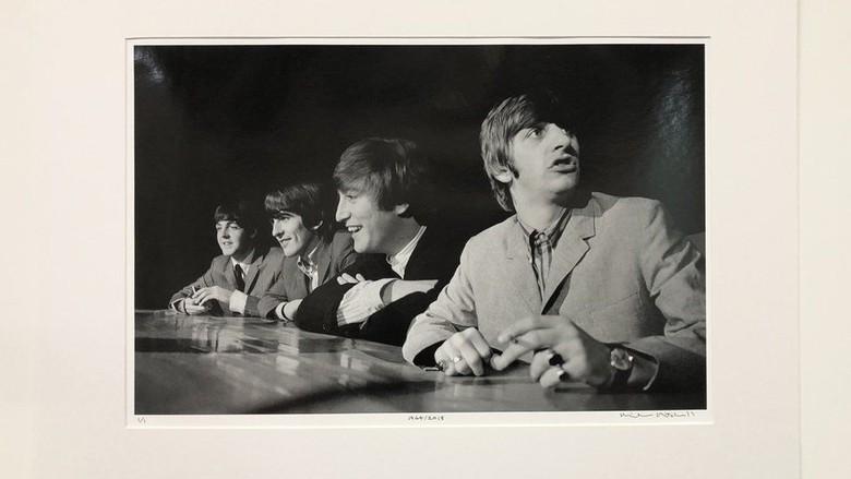 Foto-foto The Beatles yang Belum Pernah Dipublikasi Laku Rp 4,9 M